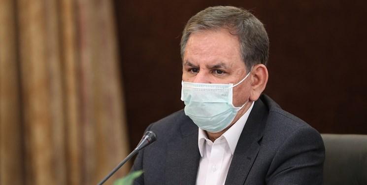 جهانگیری: این اقدامات کوردلانه در عزم ملت ایران خللی وارد نم