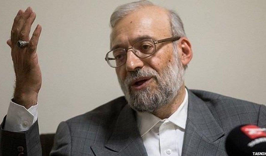 لاریجانی: روحانی غل و زنجیر ۸ ساله برجام بر دست و پای دانشمندان مملکت را باز کند
