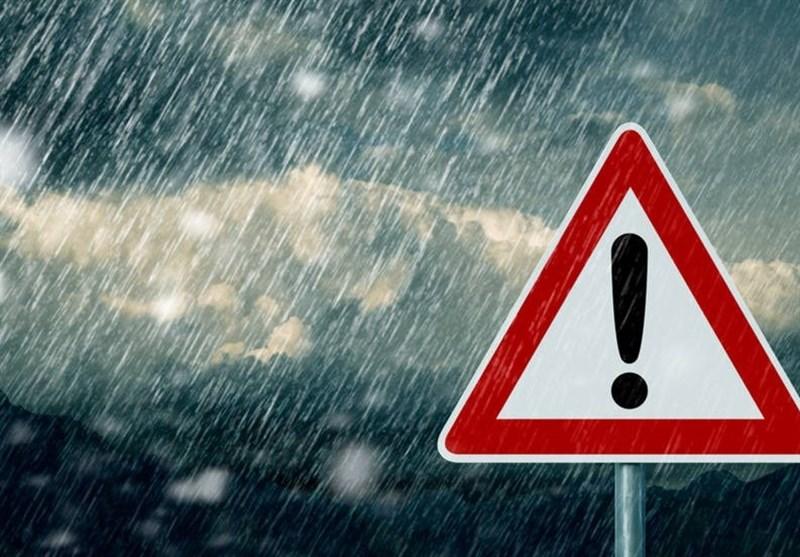 هواشناسی ایران ۹۹/۹/۱۱| ورود سامانه بارشی جدید به کشور/ بارش برف و باران ۵ روزه در ۱۸ استان