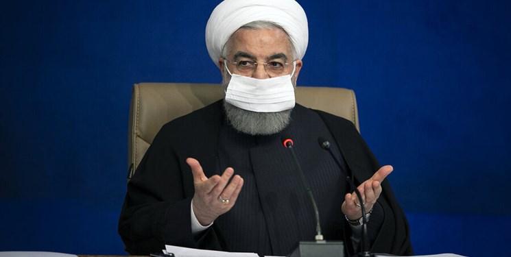 روحانی: مصوبه دیروز مجلس را مضر میدانم، امّا نرفتنم به مجلس به خاطر رعایت پروتکلها بود