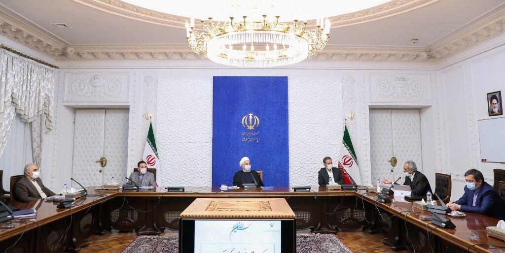 روحانی: لایحه بودجه واقع بینانه و منطبق با نیازهای مردم تنظیم شده است