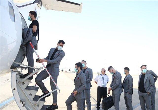 پرسپولیس به قطر رفت/ آلکثیر جا ماند