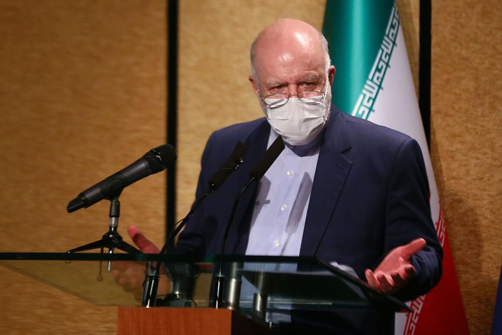 زنگنه:صادرات نفت ایران هیچگاه متوقف نشد