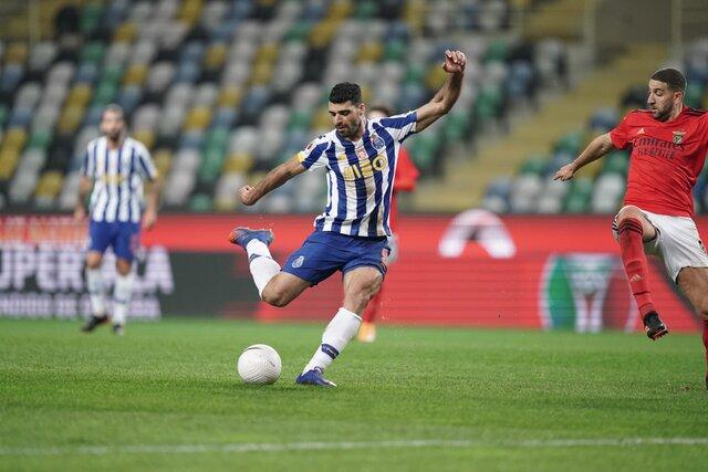 نخستین جام طارمی با پورتو