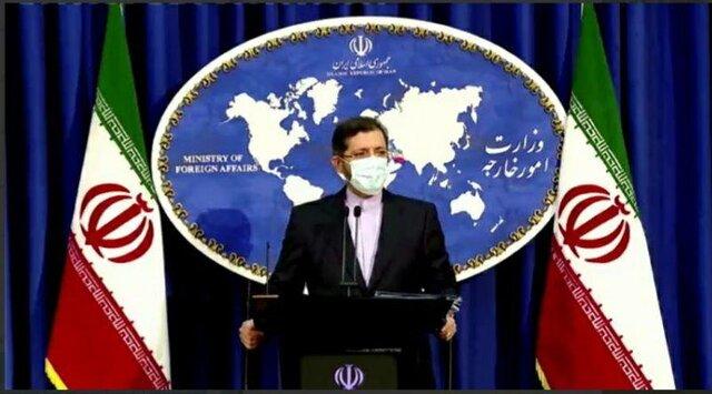پیام ایران به آمریکا و همسایگان/دعوت اروپا به اجرای موثر تعهدات/خون شهید سلیمانی پایمال نمیشود