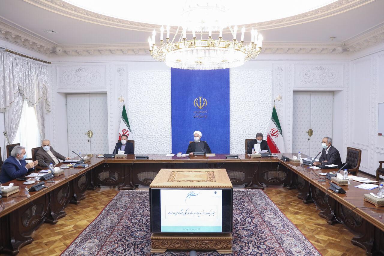 روحانی: هیچ سرمایهگذاری در کشور نباید احساس ناامنی کند