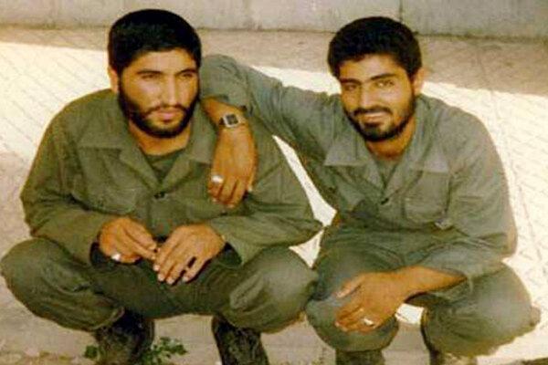 روز وصل یاران/ بهمناسبت سالگرد شهادت سردار احمد کاظمی