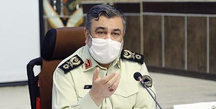سردار اشتری: نیروی انتظامی از همه نیروهای نظام مظلومتر است
