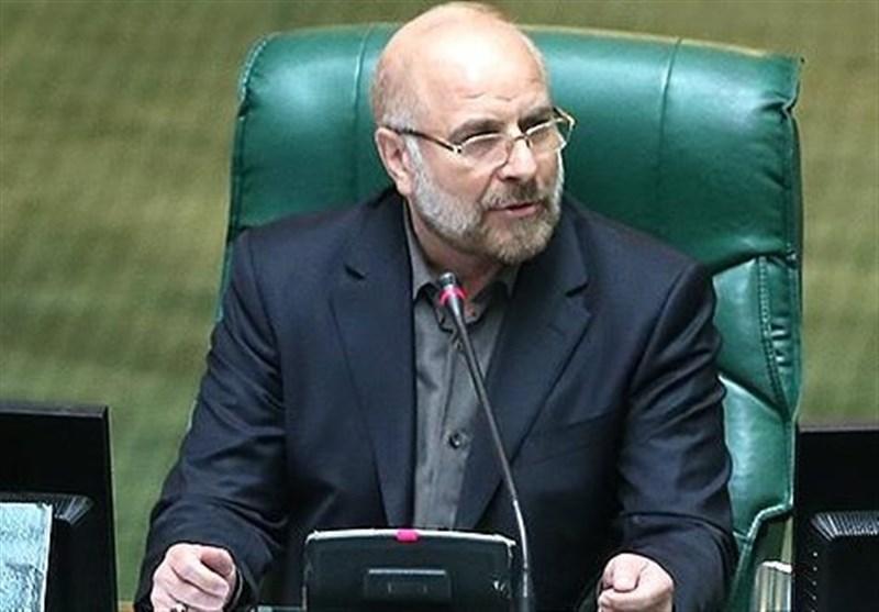 واکنش قالیباف به سخنان روحانی: تهمت ناروا نزنید؛ هیچکس قادر به تعیین نرخ ارز نیست