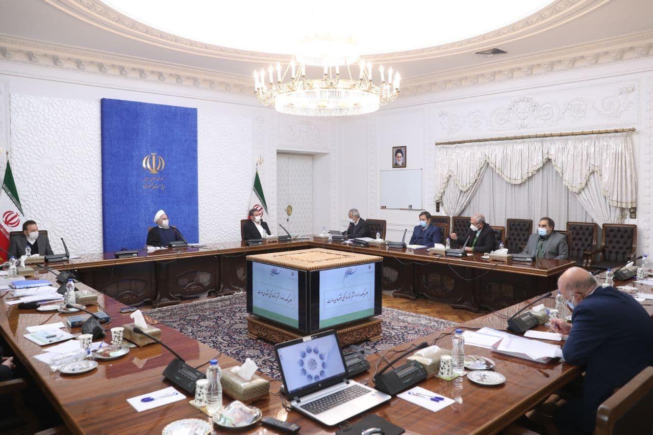 روحانی: مناسبات اقتصادی کشور درحال ورود به مرحله جدیدی است