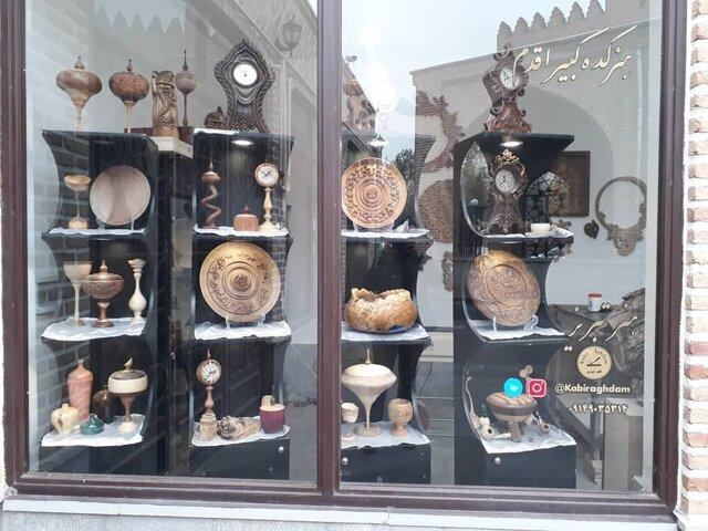 راه اندازی بازارچه صنایع دستی درب استانبول در تبریز