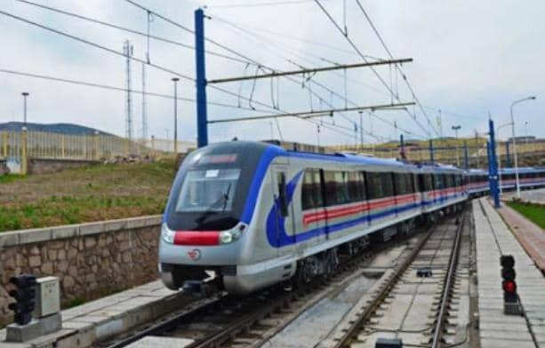جابجایی روزانه ۶۵۰۰ مسافر توسط مترو تبریز