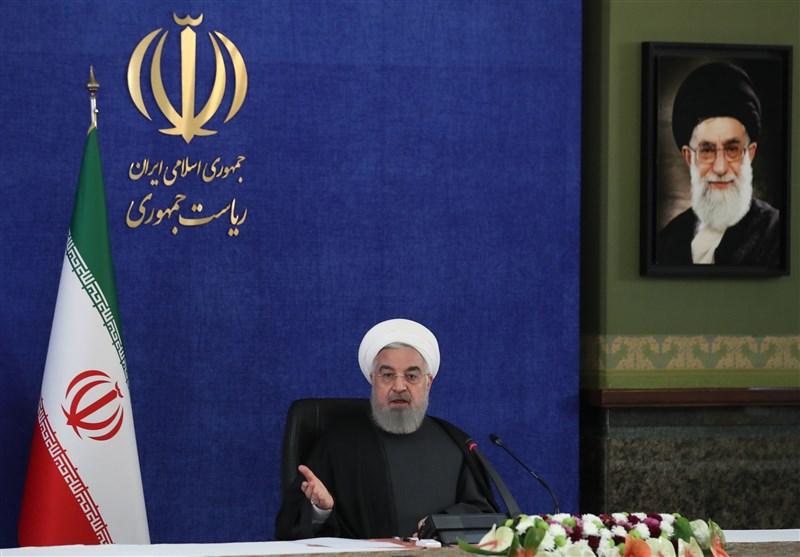 روحانی: با همکاری میتوانیم از موج چهارم کرونا در امان باشیم/ واکسیناسیون در این هفته آغاز میشود