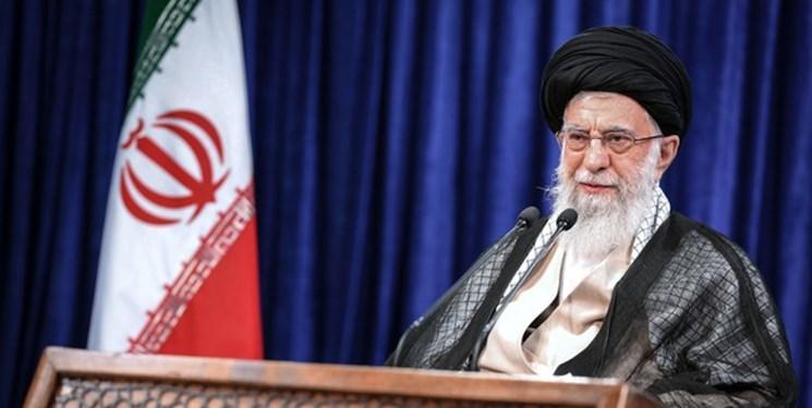 امام خامنهای: اگر تمام تحریمها را در عمل بردارند به تعهدات برجامی برمیگردیم