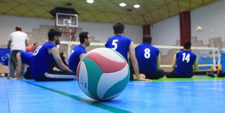 اردوی تیم ملی والیبال نشسته مردان برگزار میشود