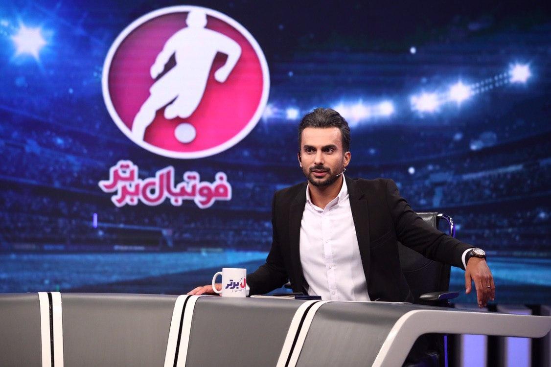 انتقاد برنامه فوتبال برتر از پزشک معالج علی انصاریان