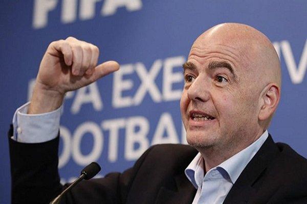 رئیس فیفا: جام جهانی باشگاهها را گسترش میدهیم