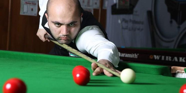 قهرمانی امیرسرخوش در بیست و دومین دوره مسابقات رنکینگ کشوری
