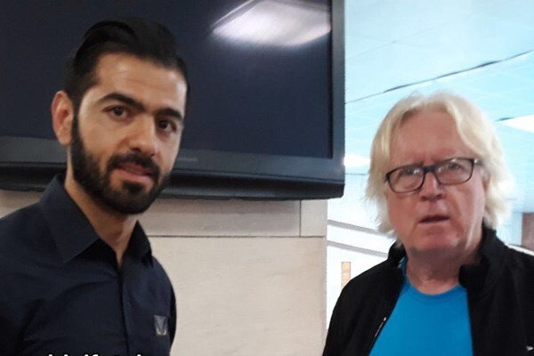 سرمربی و مدافع سابق استقلال در قطر به هم رسیدند