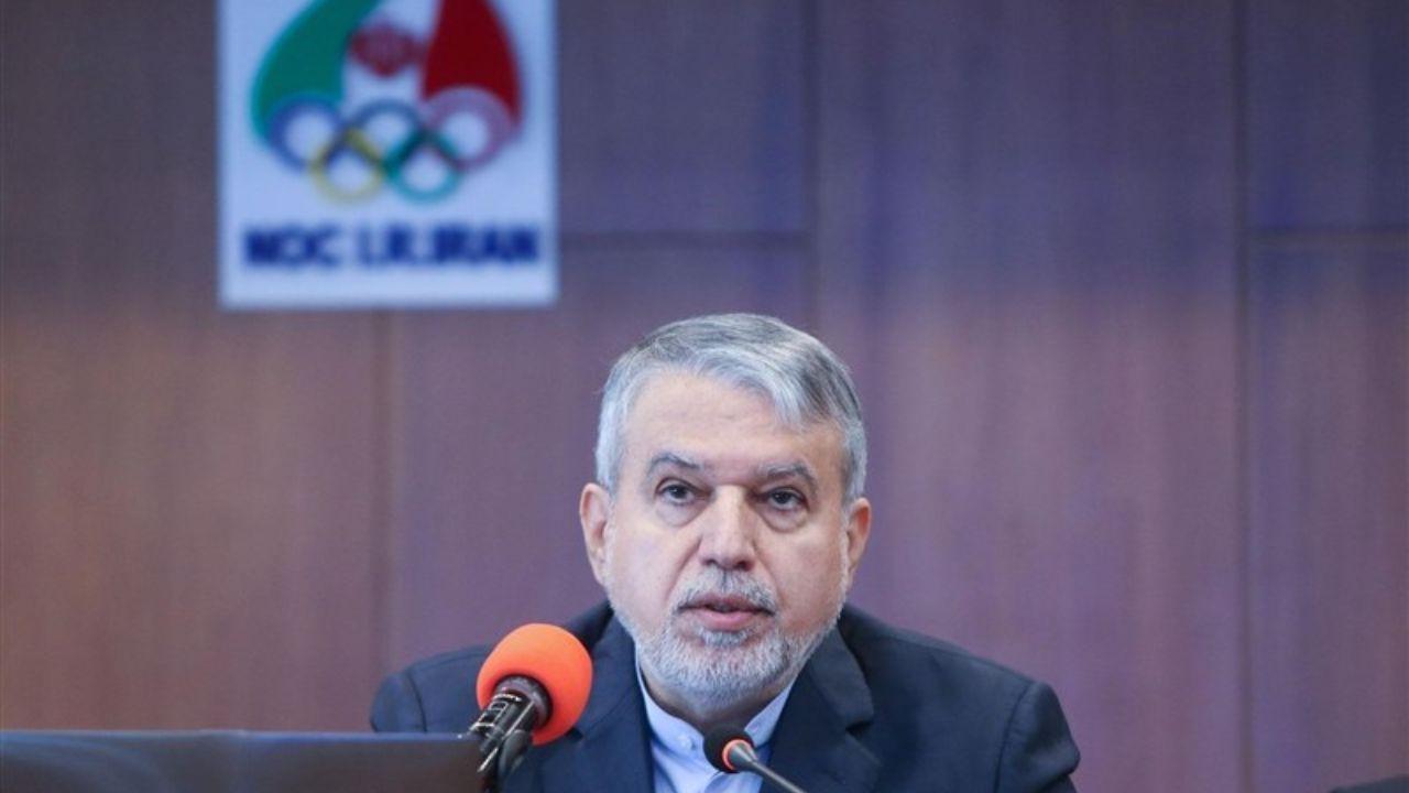 صالحی امیری: ورزش ایران ۳۰ هزار دوز واکسن کرونا نیاز دارد