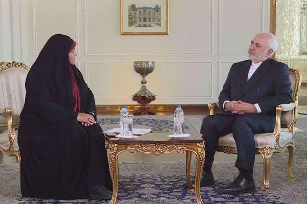 ظریف: بایدن سیاست ترامپ را دنبال میکند