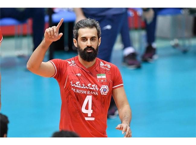 تمجید سایت فدراسیون جهانی والیبال از سعید معروف
