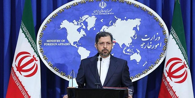 خطیب زاده: هیچ گفت وگوی مستقیمی بین ایران و آمریکا درباره زندانیان یا موارد دیگر در جریان نبوده و نیست