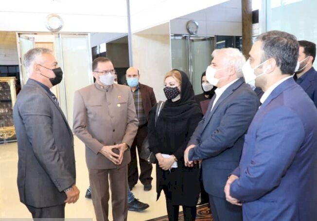 وزیر گردشگری ونزوئلا: ایران را خانه خود میدانیم