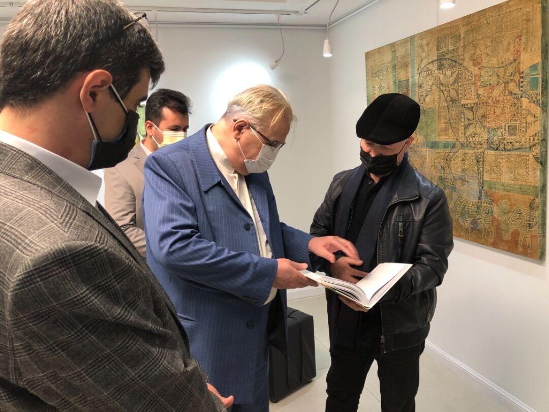 گالری شهریاران، ثمرۀ نوزایی در اقتصاد هنر است