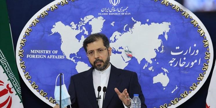 خطیبزاده: هیچ تماس مستقیم یا غیرمستقیمی با آمریکا درباره موضوعات برجامی یا غیر برجامی نداشته و نداریم