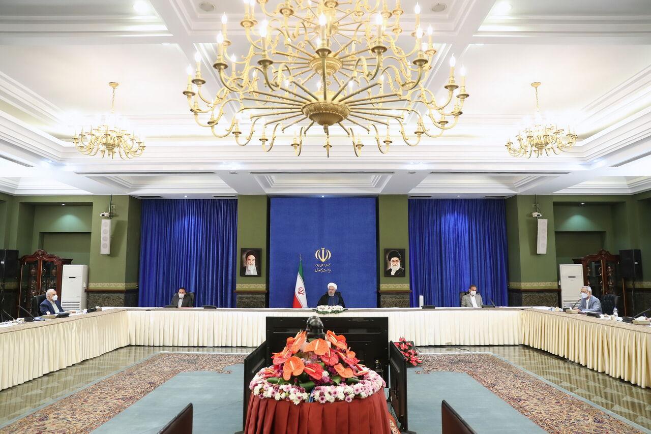 روحانی:دولت برنامه شعار سال را با همه توان دنبال خواهد کرد