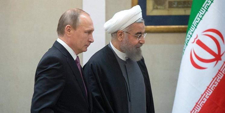 ولادیمیر پوتین نوروز را به رئیسجمهور کشورمان تبریک گفت