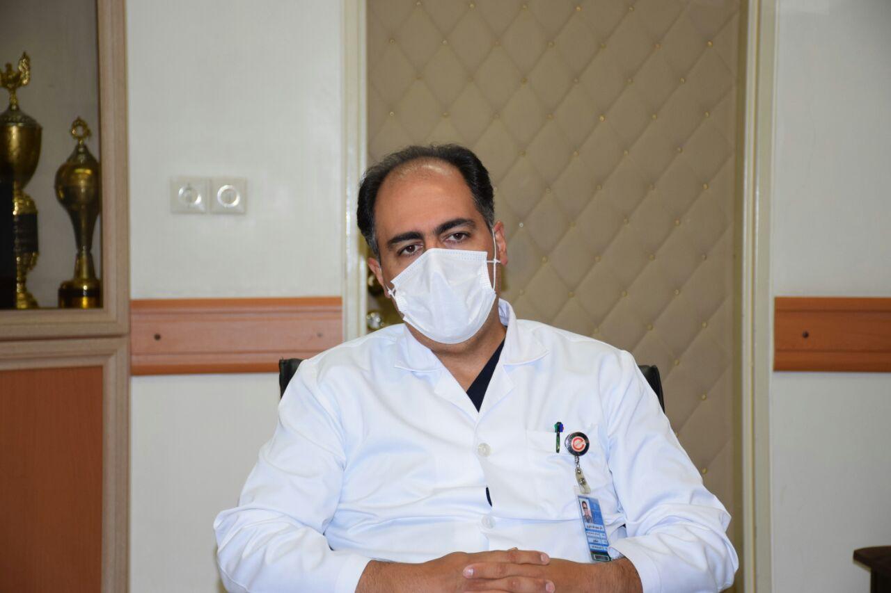 ملاقات بستریها در بیمارستان امام رضای تبریز همچنان ممنوع است