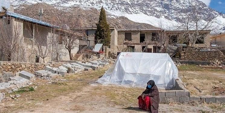 زلزله مریوان به ۲۹۷ واحد مسکونی خسارت وارد کرد