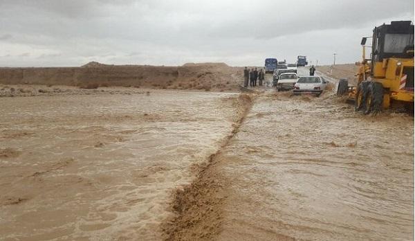 احتمال وقوع سیل و آذرخش در آذربایجان شرقی