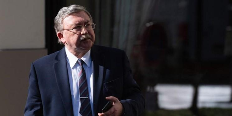 واکنش اولیانوف به اعلام تصمیم ایران برای آغاز غنیسازی 60 درصدی