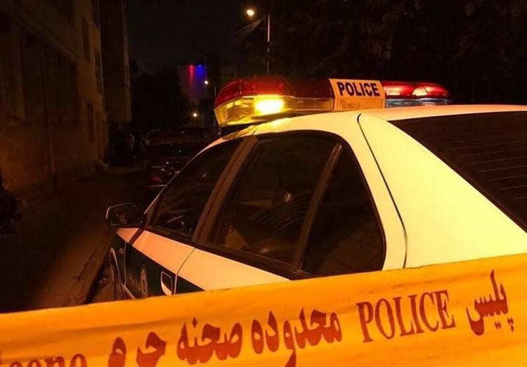 گدای میلیاردر تهرانی کشته شد