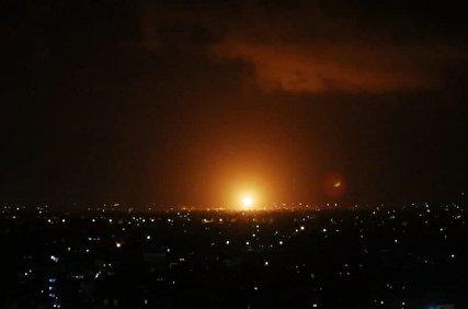 انفجار در نزدیکی تأسیسات هستهای اسرائیل