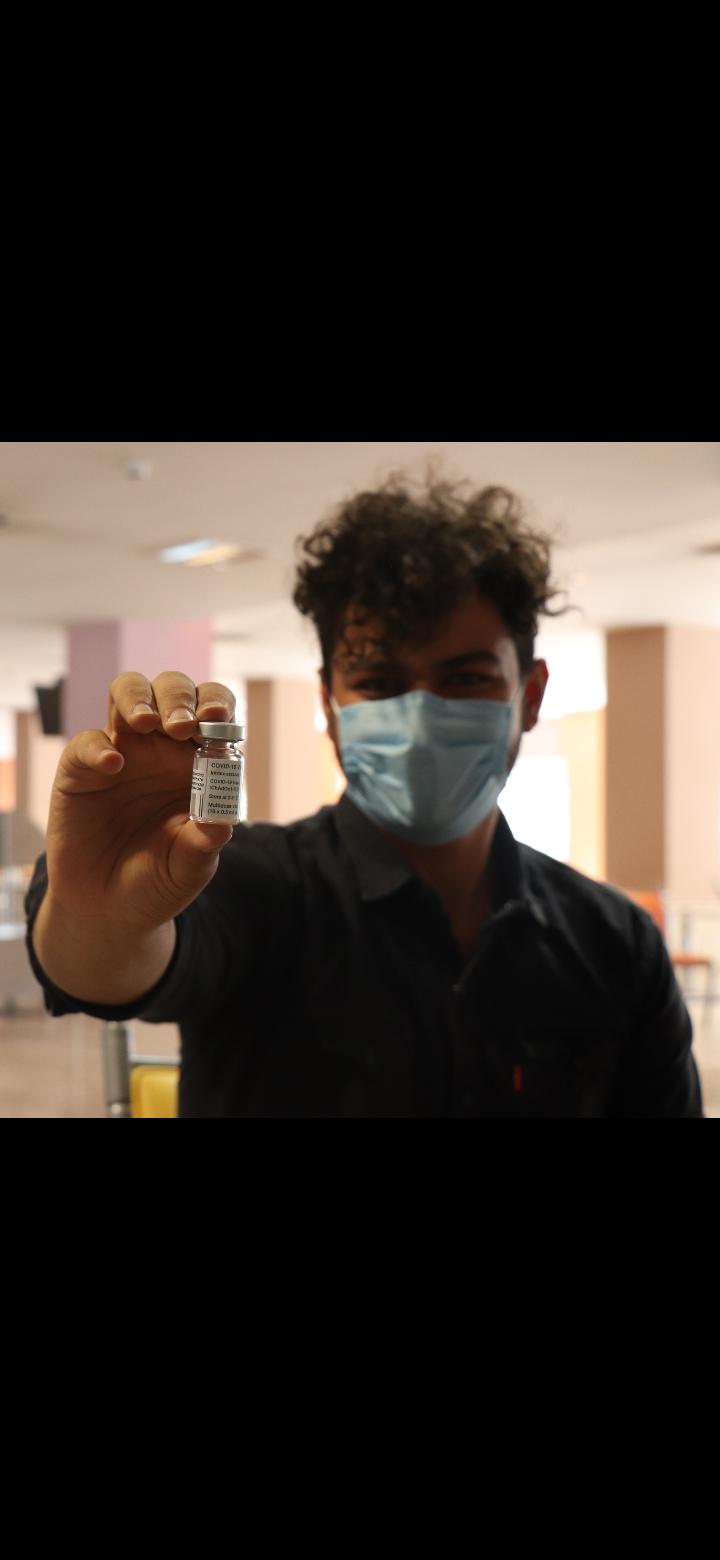 واکسیناسیون دانشجویان مقطع کار آموزی علوم پزشکی تبریز