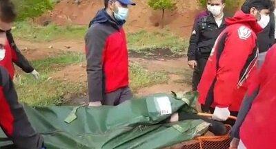 جسد فرد گمشده در ارتفاعات عینالی تبریز پیدا شد