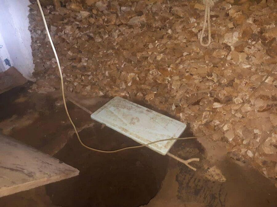 عاملان حفاری غیرمجاز در بستانآباد دستگیر شدند