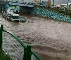 تبریز شبکه جمعآوری آبهای سطحی ندارد