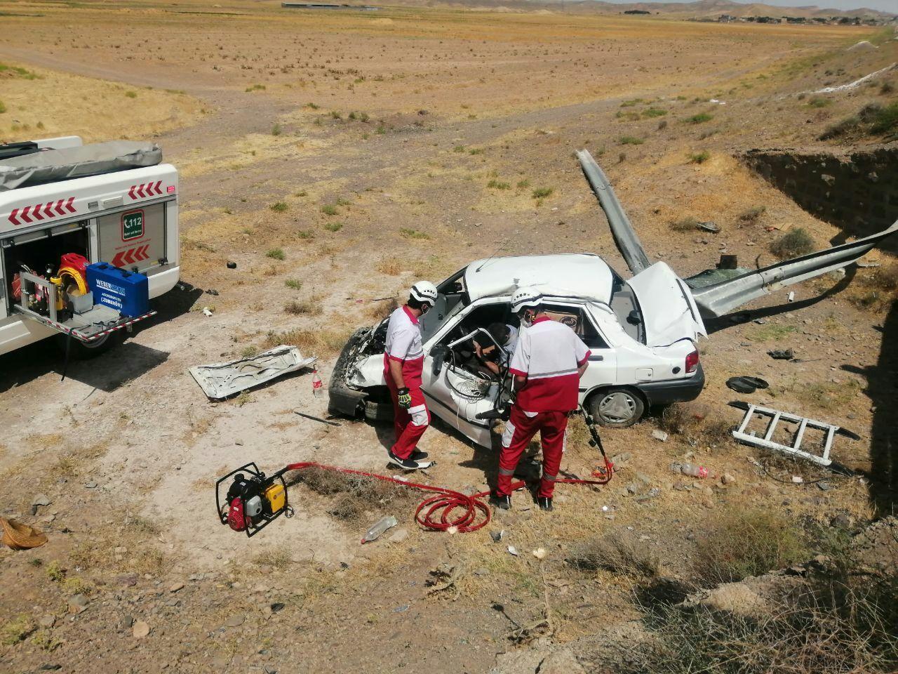 فوت 70 نفر در تصادفات رانندگي آذربايجان شرقي