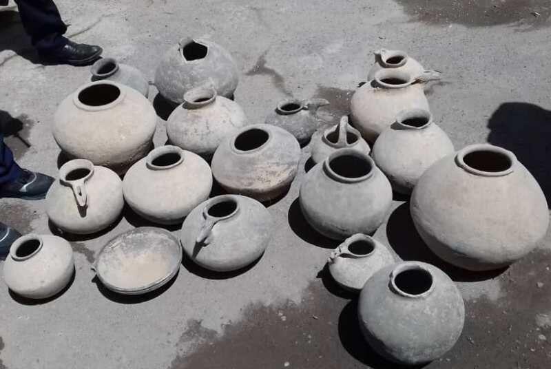 عامل خرید و فروش اشیا تاریخی در آذرشهر دستگیر شد