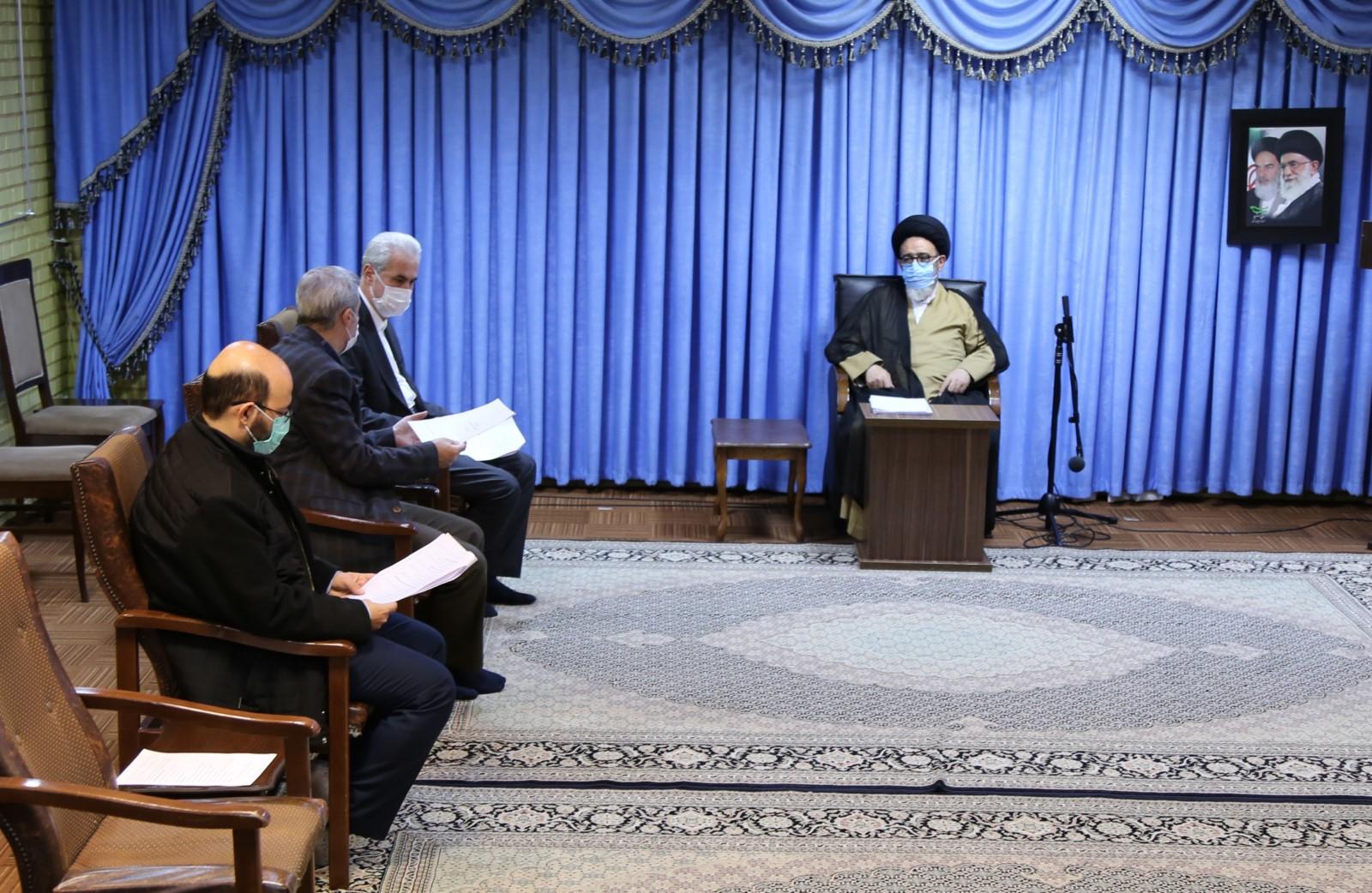 جلسه هیئت رئیسه شورای فرهنگ عمومی استان برگزار شد