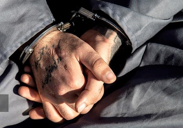 دستگیری ربایندگان تاجر ترکیهای در مراغه