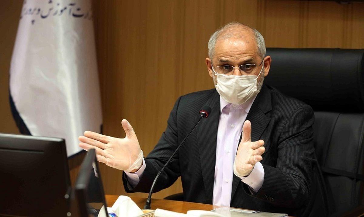 امیدواریم با واکسیناسیون مدارس در مهر ماه باز شوند