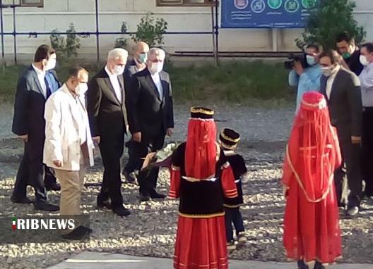 سفر وزیر نیرو به آذربایجان شرقی