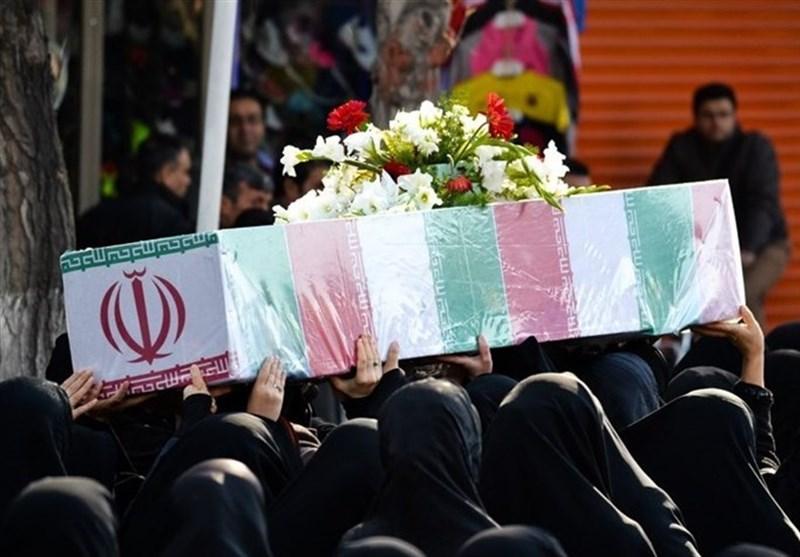 مادر شهیدان پاشایی تبریز به فرزندان شهیدش پیوست