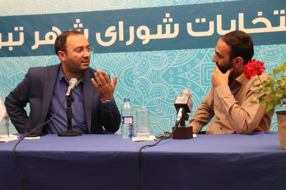 پنجمین روز مناظره انتخاباتی شورای شهر تبریز